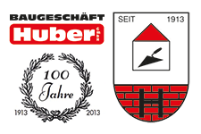 BG-Huber Logo erweitert