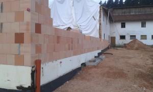 Außenmauerwerk 2