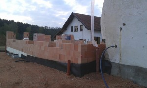 Außenmauerwerk 3