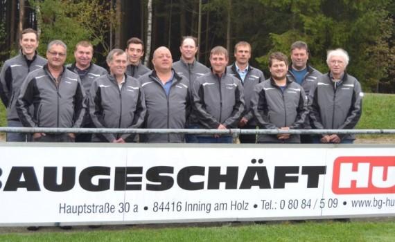 BG-Huber Team 2016
